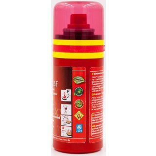 F-Exx 1.5 F - The small fat fire extinguisher