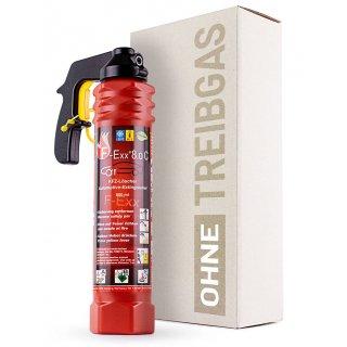 F-Exx® 8.0 C - Der Auto-Feuerlöscher mit Frostschutz