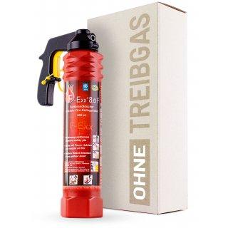 F-Exx 8.0 F Feuerlöscher für Küche und Zuhause (Made in Germany)