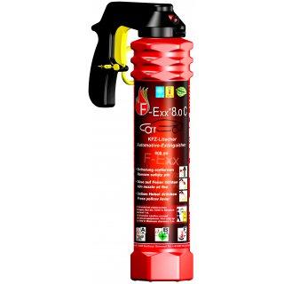 F-Exx 8.0 C - Der Auto-Feuerlöscher mit Frostschutz + Kfz-Tasche