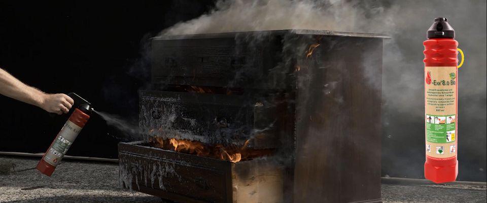 Was tun beim Möbelbrand?